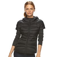 Women's Neo-I by Orobos Hooded Down Puffer Jacket