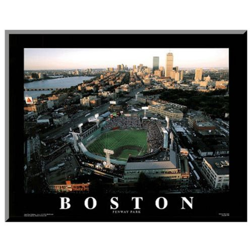 "Art.com ""Boston Fenway Park"" Wall Art"