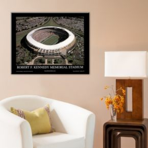 """Art.com """"Robert F. Kennedy Memorial Stadium"""" Wall Art"""