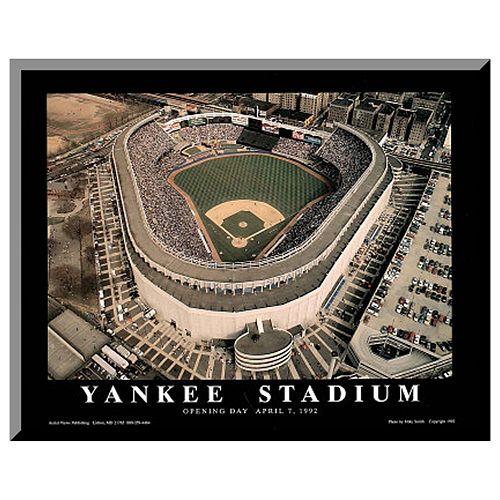 """Art.com """"Yankee Stadium Opening Day"""" Wall Art"""