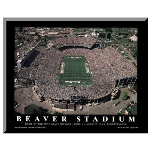"Art.com ""Beaver Stadium"" Wall Art"