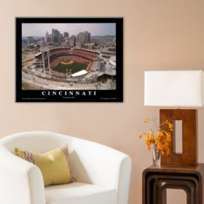 "Art.com ""Cincinnati"" Wall Art"