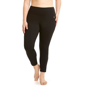Plus Size Balance Collection Ponte Leggings