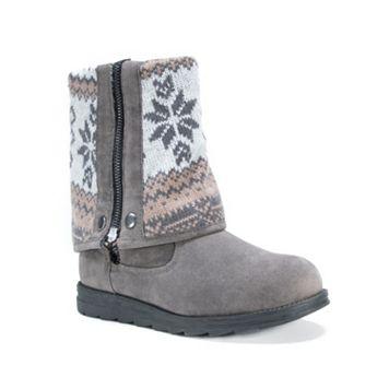 MUK LUKS Jayla Women's Water-Resistant Boots