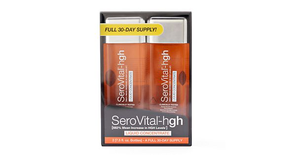 Serovital Hgh Liquid Concentrate