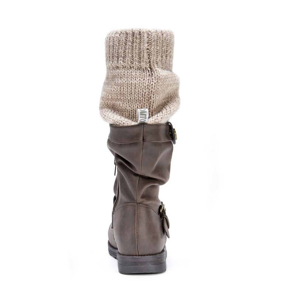MUK LUKS Dalis Women's Riding Boots