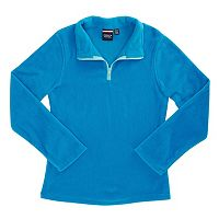 Girls 4-6x French Toast 1/4-Zip Fleece Pullover