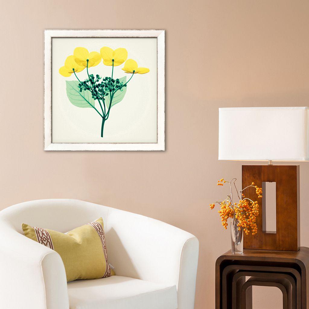 Art.com Hydrangea Stem II Framed Wall Art
