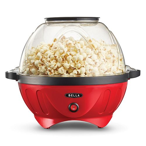 bella popcorn maker instructions