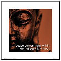 Art.com Buddha