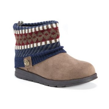 MUK LUKS Paola Women's Ankle Boots