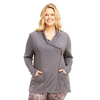 Plus Size Marika Curves Vernon Asymmetrical Jacket