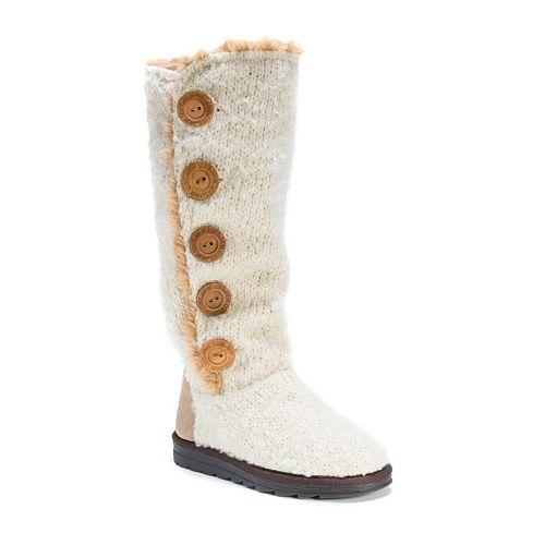 MUK LUKS Jazlyn Women's Sweater Boots