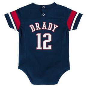 tom brady baby jersey