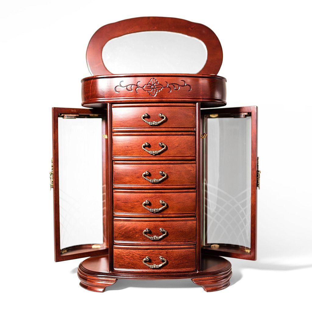 Hives & Honey Patricia Wooden Jewelry Box
