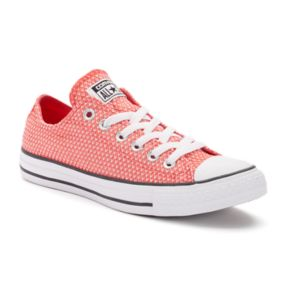 Women's Converse Chuck Taylor All Star Snakeskin-Knit Shoes