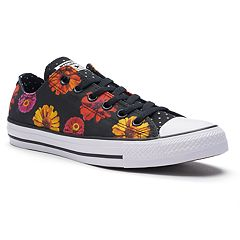 Adult Converse Chuck Taylor All Star Daisy Print Sneakers by