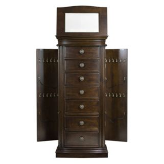 Hives & Honey Landry Wooden Jewelry Armoire