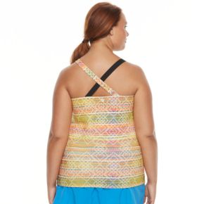 Plus Size Soybu Fin Yoga Tank