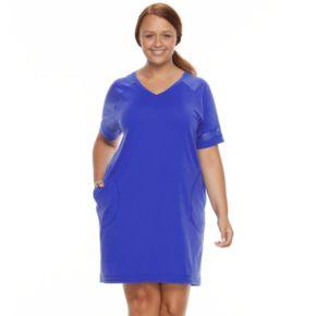 Plus Size Soybu Havana Shirtdress