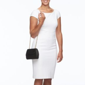 Lenore by La Regale Crossbody Bag