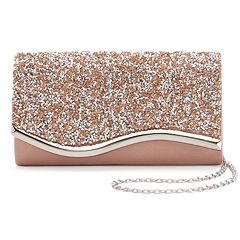 Lenore by La Regale Wave Clutch