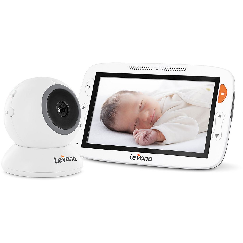 Levana Alexa 5-in. Video Baby Monitor & Camera