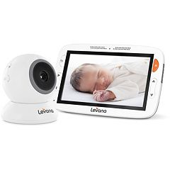 Levana Alexa 5 in Video Baby Monitor & Camera