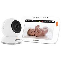 Levana Shiloh 5 in Touchscreen Video Baby Monitor & Camera