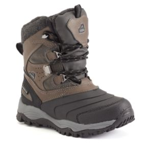 Pacific Mountain Tundra Jr. Boys' Winter Boots
