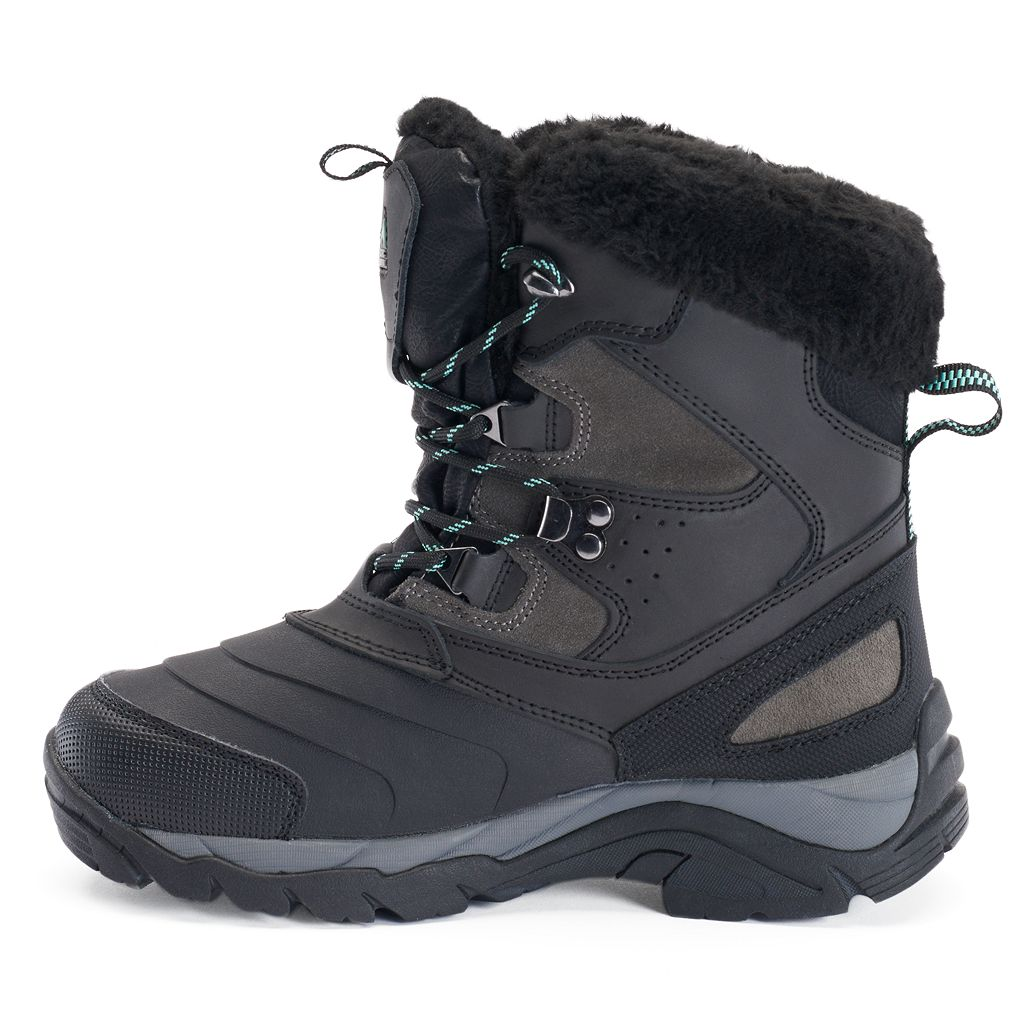 Pacific Mountain Steppe Women's Winter Boots