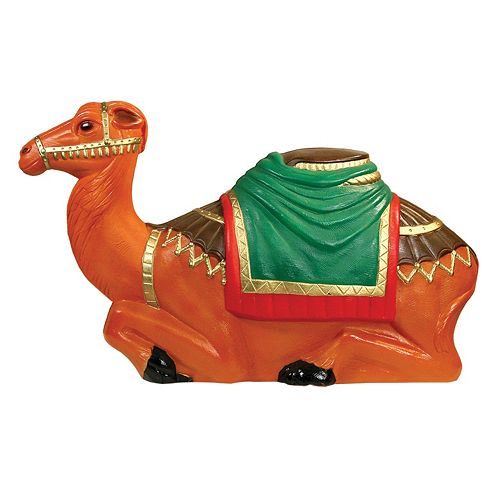 0 item(s), $0.00. General Foam Plastics Camel Indoor / Outdoor Christmas Decor