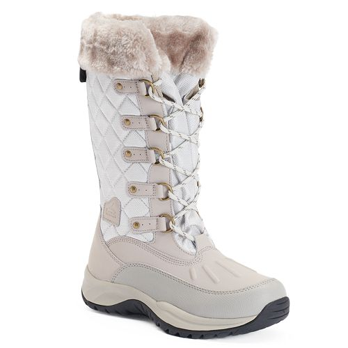 24a25539c9b Pacific Mountain Whiteout Women's Winter Boots