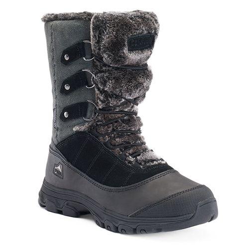 Pacific Mountain Blizzard Women's Winter Boots