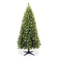 General Foam Plastics 7-ft. Slender Spruce Artificial Christmas Tree