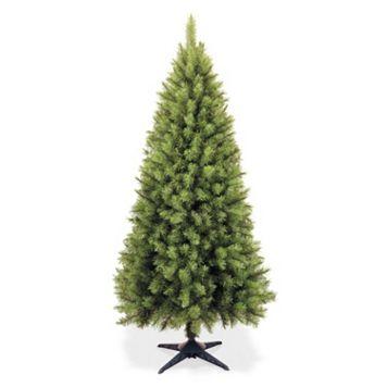General Foam Plastics 7-ft. Slender Spruce Artificial Christmas Tree