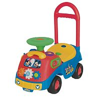 Disney's Mickey Mouse Ride-On by Kiddieland