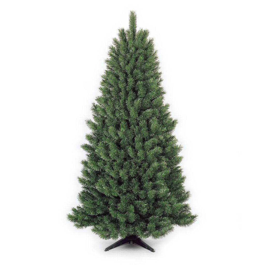 General Foam Plastics 6.5-ft. Half Artificial Christmas Tree