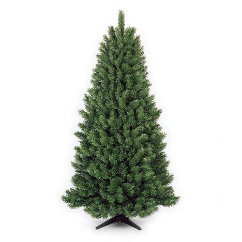 general foam plastics 65 ft half artificial christmas tree