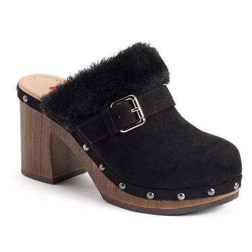31e2e77b3f876 Unionbay Samantha Women's High Heel Clogs