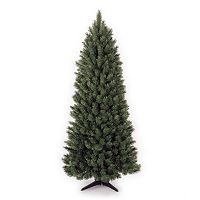 General Foam Plastics 6.5-ft. Corner Artificial Christmas Tree