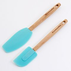 KitchenAid Aqua Sky 2-pc. Spatula Set