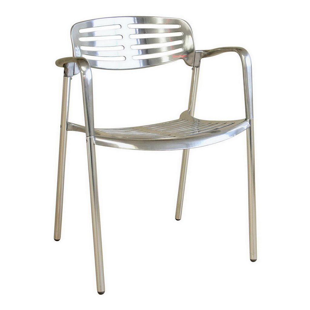 Baxton Studio Ethan Accent Chair