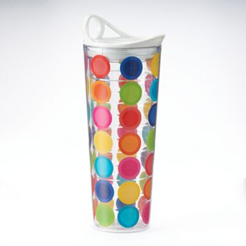 Signature Tumblers Sport Happy Circles 28-oz. Insulated Tumbler