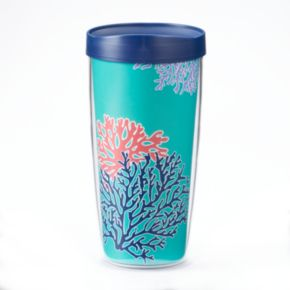 Signature Tumblers Traveler Coral 16-oz. Insulated Tumbler