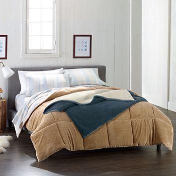 Cuddl Duds Cozy Soft Comforter + $15 Kohls Cash