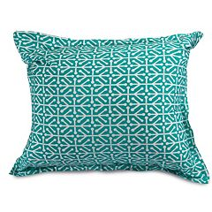 Majestic Home Goods Aruba Indoor / Outdoor Floor Throw Pillow