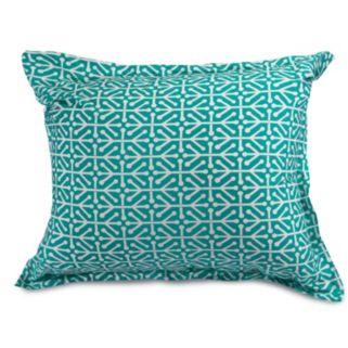 Majestic Home Goods Aruba Indoor / Outdoor Floor Throw Pillow