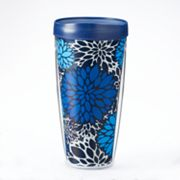 Signature Tumblers Super Traveler Flowers 22-oz. Insulated Tumbler