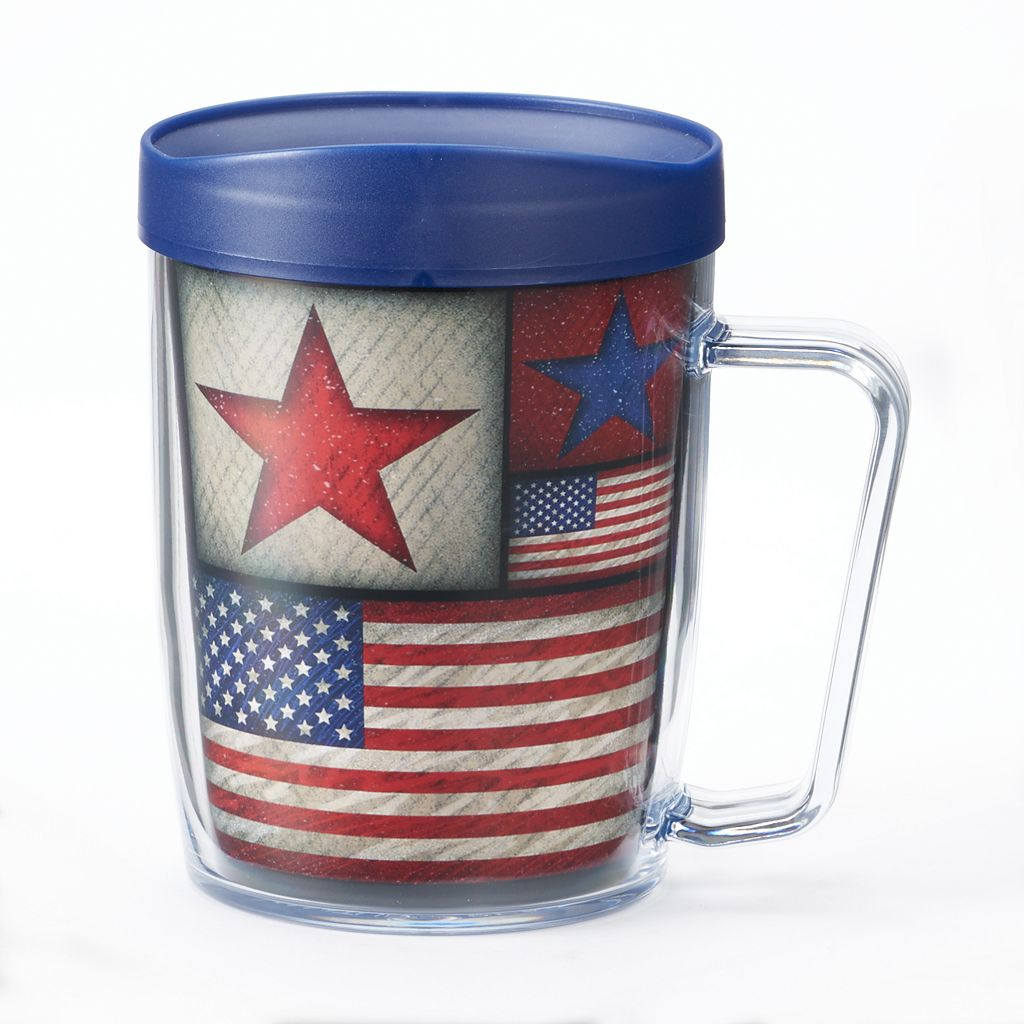 Signature Tumblers Monday Coffee USA 18-oz. Insulated Coffee Mug